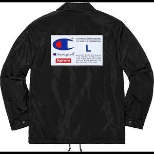 Supreme Jackets Amp Coats Nwt X North Face Snakeskin